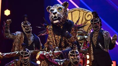 The Masked Singer: Finale: Der Leopard performt 'Survivor' von Destiny's Child