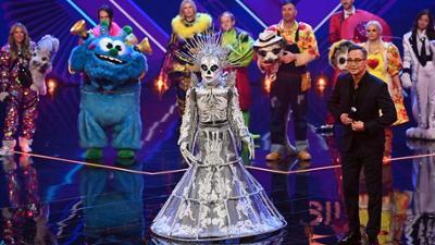 The Masked Singer: Die Highlights des Finales: Nelson Müller ist das Nilpferd und