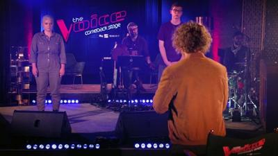 The Voice of Germany: Folge 10 - The Voice: Comeback Stage by SEAT