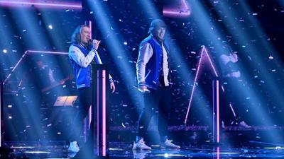"The Voice of Germany: Mael & Jonas: ""Shut Up + Dance"""