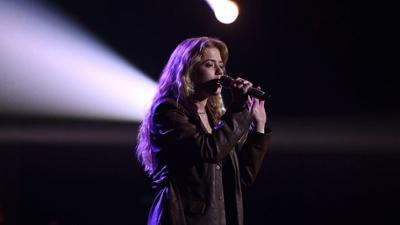 """The Voice of Germany: Paula Dalla Corte: """"Strong"""""""