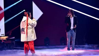 """The Voice of Germany: Oliver Henrich mit Zoe Wees: """"Control"""""""
