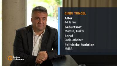 Kandidaten-Check: Warum sollen wir Sie wählen?: Warum sollen wir Sie wählen, Herr Tuncel?
