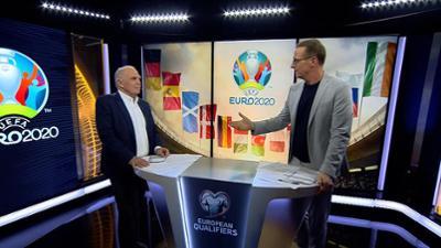 Fußball: Highlights: Rumänien - Deutschland