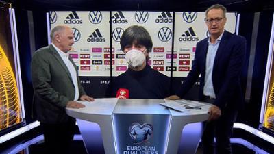 Fußball: Highlights: Deutschland - Nordmazedonien