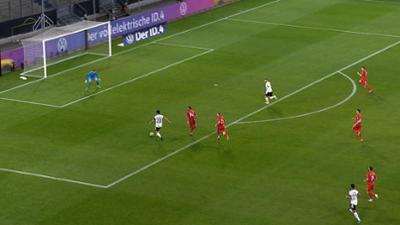 Fußball: 2. Hälfte: Deutschland - Nordmazedonien