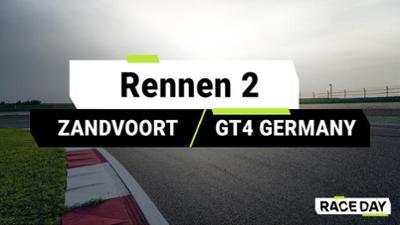 RaceDay: Zandvoort - ADAC GT4 Germany - Rennen 2