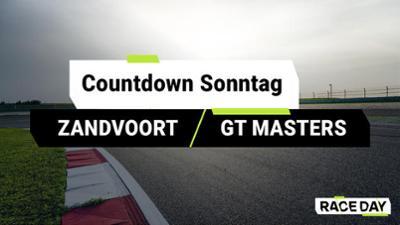 RaceDay: ADAC GT Masters - Countdown - Zandvoort - Tag 2