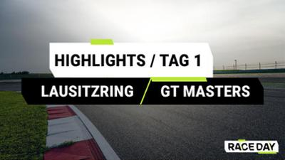 RaceDay: ADAC GT Masters - Highlights - Lausitzring - Tag 1