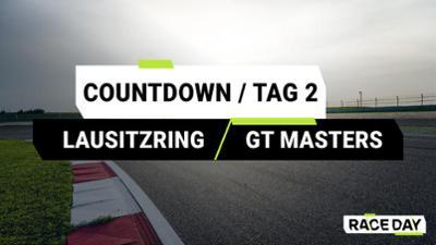 RaceDay: Staffel: 1, Folge: 10 - ADAC GT Masters - Countdown - Lausitzring - Tag 2