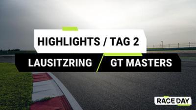 RaceDay: Staffel: 1, Folge: 10 - ADAC GT Masters - Highlights - Lausitzring - Tag 2