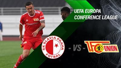 UEFA Europa Conference League: Highlights: Slavia Prag vs. 1. FC Union Berlin