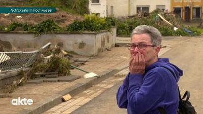 AKTE: Schicksale im Hochwasser