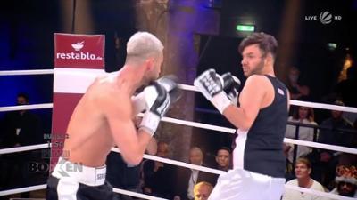 Das große SAT.1 Promiboxen: Serkan Yavuz vs. Sam Dylan