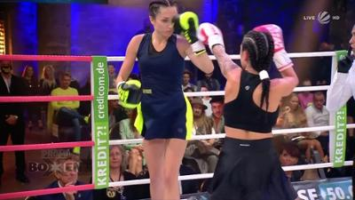 Das große SAT.1 Promiboxen: Elena Miras vs. Anastasiya Avilova