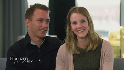 Hochzeit auf den ersten Blick: Ariane und Martin treffen eine klare Entscheidung