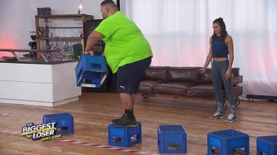 The Biggest Loser: Folge 3: Wer muss als Erster gehen?