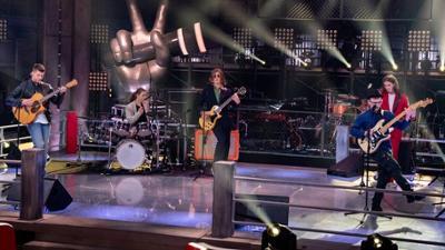 "The Voice Kids: Marko vs. Batteries of Rock vs. Joshua im Battle: ""Are You G"