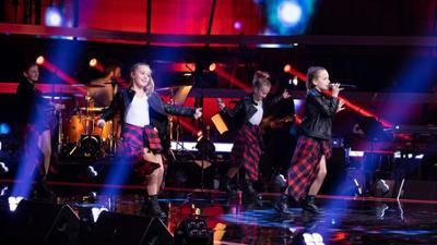"""The Voice Kids: Exklusiv vorab: Vierfache Girlpower - """"Figolino"""" stellt die"""