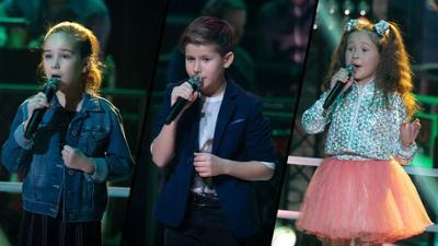 "The Voice Kids: Henriette vs. Niklas vs. Daria im Battle: ""Ich Bin Bereit"""