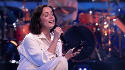 """The Voice Kids: Tränen bei Adriano! Steff singt für ihn """"Sofia"""""""