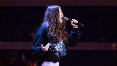 "The Voice Kids: Vivienne: ""Seven Nation Army"""