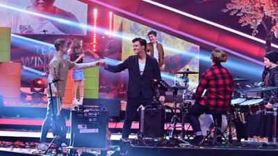 """The Voice Kids: Team Wincent sorgt mit """"Teenage Dirtbag"""" für Partystimmung"""