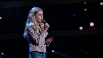 "The Voice Kids: Kiara: ""Jar of Hearts"""