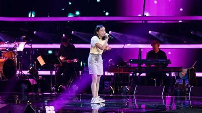 "The Voice Kids: Sezin: ""All I Want"""