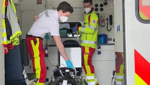 Erste Hilfe, letzte Rettung - Sanis in Ausbildung