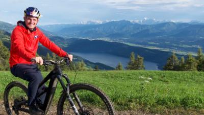 Bergwelten: Thomas Morgenstern in…