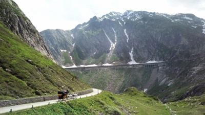 Geschichte & Entdeckungen: Mythos Gotthard - Pass der Pioniere