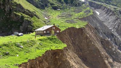 odysso - Wissen im SWR: Wo unser Wetter entsteht - Wie der Klimawandel die Alpen verändert