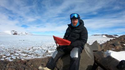 odysso - Wissen im SWR: Alexander Gerst auf Expedition - Im Eis der Antarktis