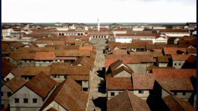 Planet Schule - Sprachen: Experimentum Romanum - De vita in oppido Romano