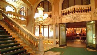 Schätze der Welt: Sant Pau: Musikpalast der katalanischen Musik Barcelona, Spanien, Folge 365