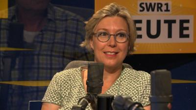 SWR1 Leute: Susanne Panter