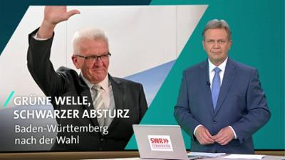SWR - Die Wahl: Grüne Welle, schwarzer Absturz: Die Analyse zu Wahl