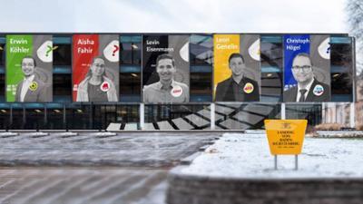 SWR - Die Wahl: Wahlkampf und Corona - Jungpolitiker auf der digitalen Suche nach Wählerstimmen