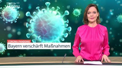 SWR Aktuell Rheinland-Pfalz: Sendung 19:45 Uhr vom 6.12.2020
