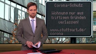 SWR Baden-Württemberg: Sendung 19:30 Uhr vom 9.2.2021