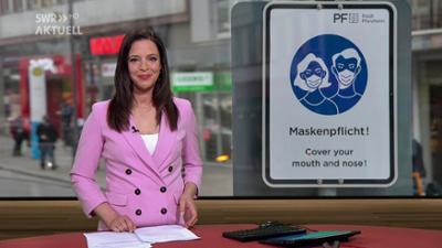 SWR Baden-Württemberg: Sendung 19:30 Uhr vom 27.4.2021