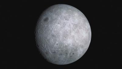 Die Maus wird 50: Mond und Erde