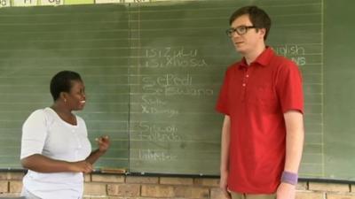 Die Maus wird 50: Südafrika-Spezial