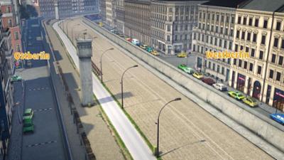 Die Maus wird 50: Sachgeschichte: Berliner Mauer