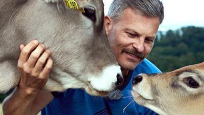 Menschen hautnah: Der Kuhflüsterer: Neustart auf dem Bauernhof