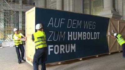3sat Kulturdoku: Countdown Humboldt Forum
