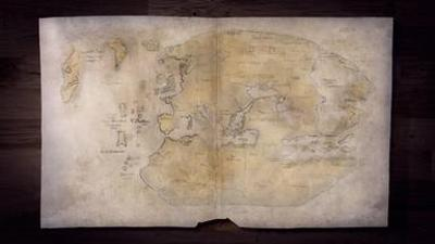 Aufgedeckt: Die Karte der Wikinger