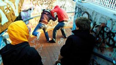 Außer Kontrolle: Jugendgewalt in Deutschland