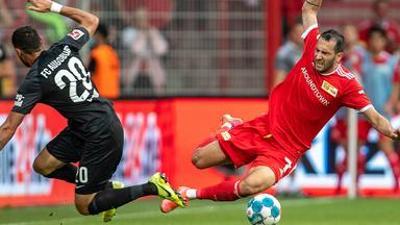 Bundesliga: von Patrick Gerspacher - Union-Augsburg: Dreimal Alu, aber keine Tore